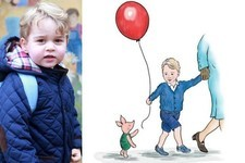Prince George Featured in New Children's Book 'Winnie-the-Pooh and the Royal Birthday'