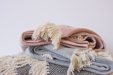 Made in America: Blankets and Throws by Maine Woolens