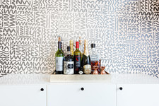 5 Ways To Take Your Holiday Bar Cart To The Next Level