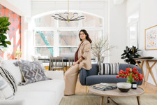Man Repeller's Leandra Medine Takes Us Inside Her Stylish NYC Loft
