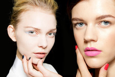 Best Nails at London, Milan and Paris Fashion Weeks Spring 2015
