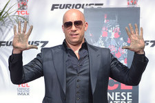 Vin Diesel Gets Immortalized