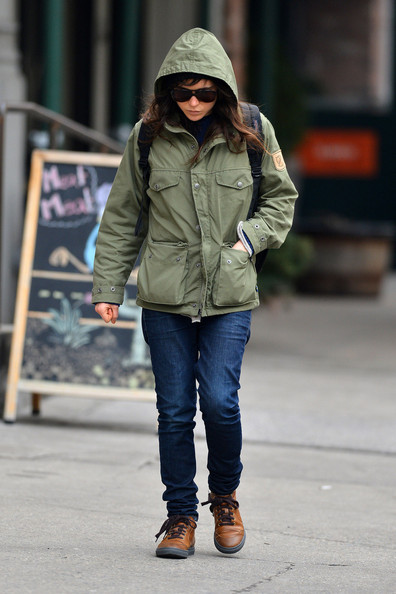 More Pics of Ellen Page Military Jacket (3 of 6) - Ellen Page Lookbook - StyleBistro