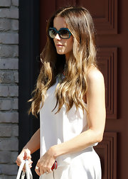 Kate Beckinsale was spotted out in Malibu looking her usual gorgeous self with her long tresses in casual beachy waves.