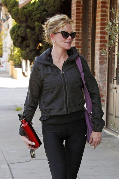 More Pics of Melanie Griffith Leggings (3 of 26) - Melanie Griffith Lookbook - StyleBistro