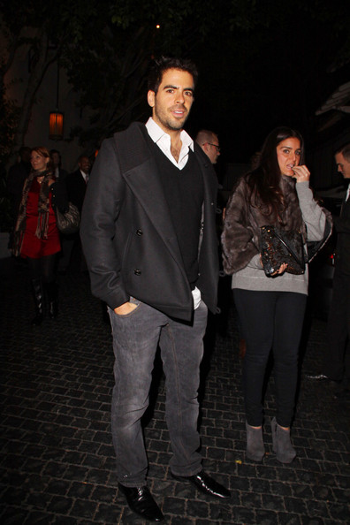 More Pics of Eli Roth Pea Coat (1 of 2) - Eli Roth Lookbook - StyleBistro