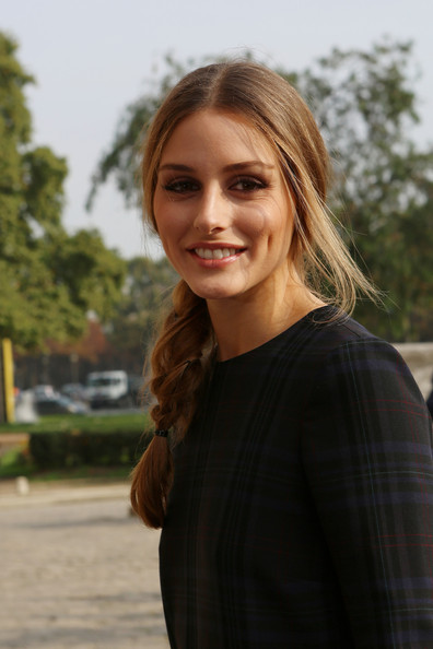 More Pics of Olivia Palermo Leather Clutch (1 of 6) - Leather Clutch Lookbook - StyleBistro