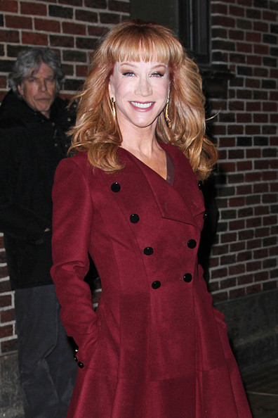 More Pics of Kathy Griffin Wool Coat (1 of 9) - Kathy Griffin Lookbook - StyleBistro