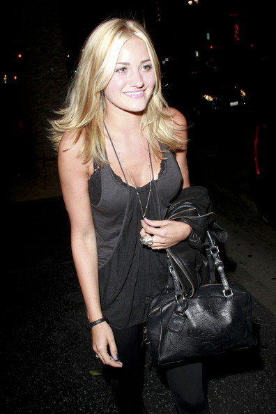 Amanda Michalka Handbags