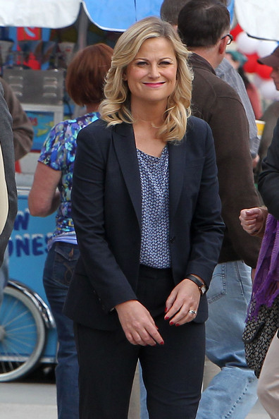 Amy Poehler on 'Parks and Recreation'