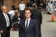 Andrew Garfield Men's Suit