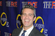 Andy Cohen Striped Tie