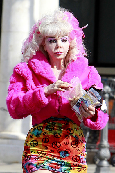 Angelyne Fur Coat
