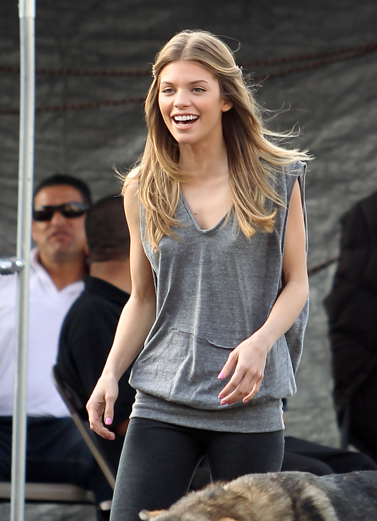 Annalynne Mccord Tank Top Annalynne Mccord Looks