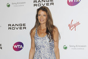 Annabel Croft Platform Pumps