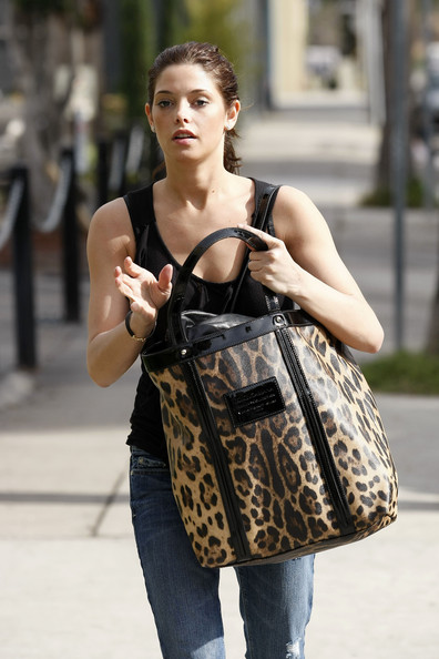Ashley Greene Oversized Shopper Bag