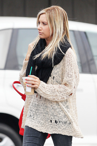 More Pics of Ashley Tisdale Skinny Jeans (3 of 13) - Ashley Tisdale Lookbook - StyleBistro