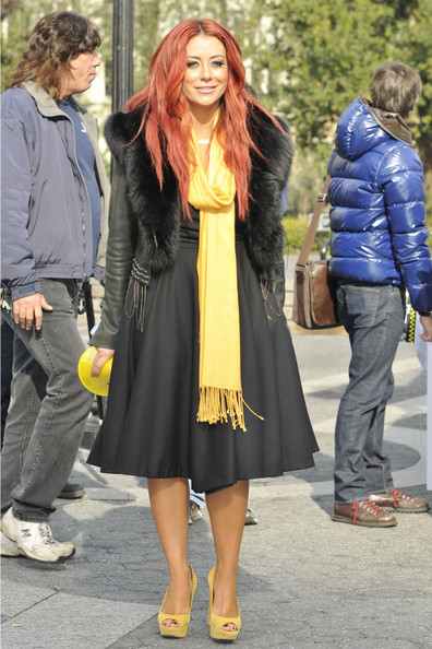 Aubrey O'Day Clothes