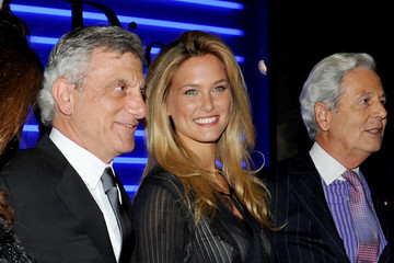 Bar Refaeli Sidney Toledano Bar Refaeli at the Dior Launch in Paris