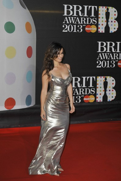 """""""BRIT Awards"""" held at the o2 Arena, Greenwich in London"""