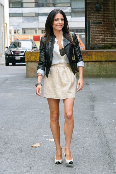c0c08cbbad4 Leather and Lace - Reality TV Style Star - Bethenny Frankel s Best ...