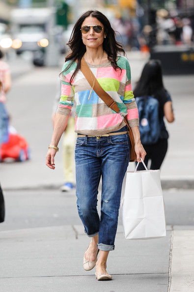 More Pics of Bethenny Frankel Capri Jeans (1 of 15) - Capri Jeans Lookbook - StyleBistro