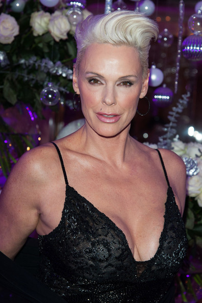 More Pics of Brigitte Nielsen Evening Dress (2 of 8) - Brigitte Nielsen Lookbook - StyleBistro