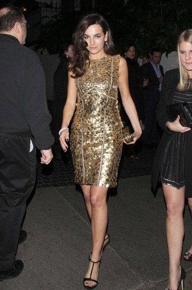 Stars at the Pre-Golden Globes Party