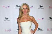 Camille Grammer Bandage Dress