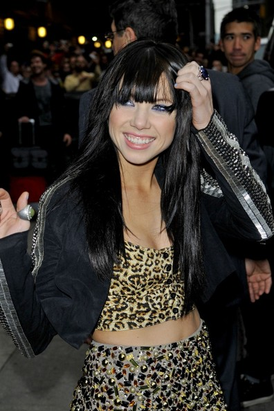Carly Rae Jepsen Crop Top