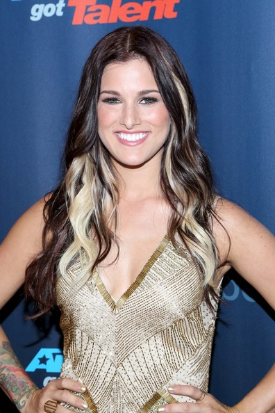 Cassadee Pope Long Wavy Cut