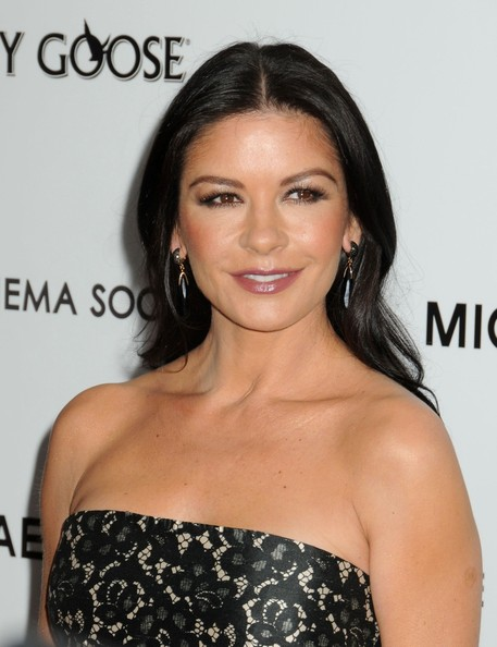 More Pics of Catherine Zeta-Jones Fishtail Dress (6 of 10) - Fishtail Dress Lookbook - StyleBistro
