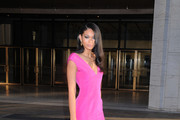 Chanel Iman Mermaid Gown