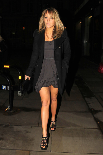 Chloe Madeley Wool Coat
