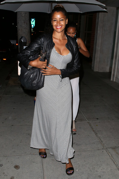 Claudia Jordan Clothes