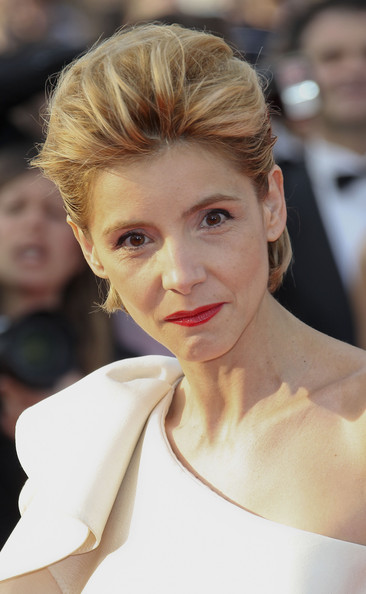Clotilde Courau Fauxhawk []