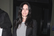 Courteney Cox Leather Tote