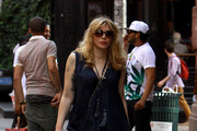 Courtney Love Loose Blouse
