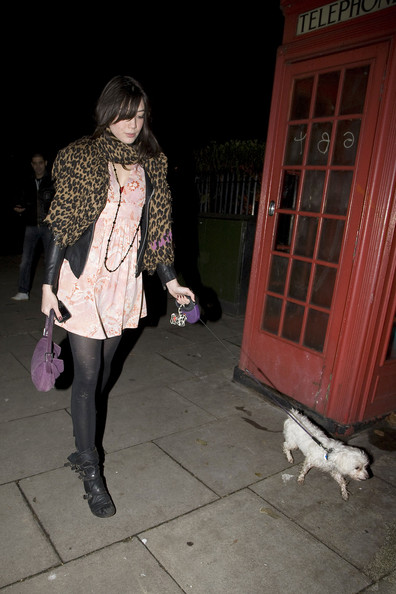 Daisy Lowe Motorcycle Boots []