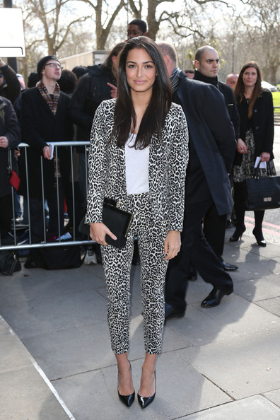 More Pics of Anna Shaffer Pantsuit (1 of 1) - Pantsuit Lookbook - StyleBistro
