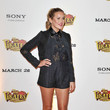 Caggie Dunlop at 'The Pirates! In an Adventure With Scientists' Premiere