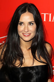 Demi Moore brought out her gorgeous hazel eyes with a pair of subtle false lashes.