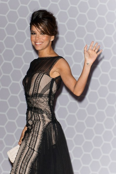 More Pics of Eva Longoria French Twist (1 of 5) - French Twist Lookbook - StyleBistro