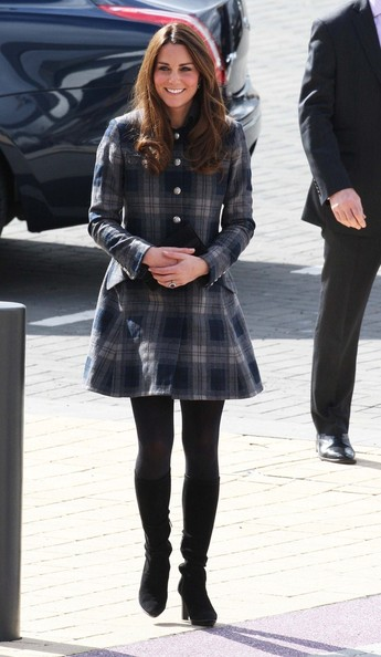 More Pics of Kate Middleton Wool Coat (2 of 13) - Wool Coat Lookbook - StyleBistro