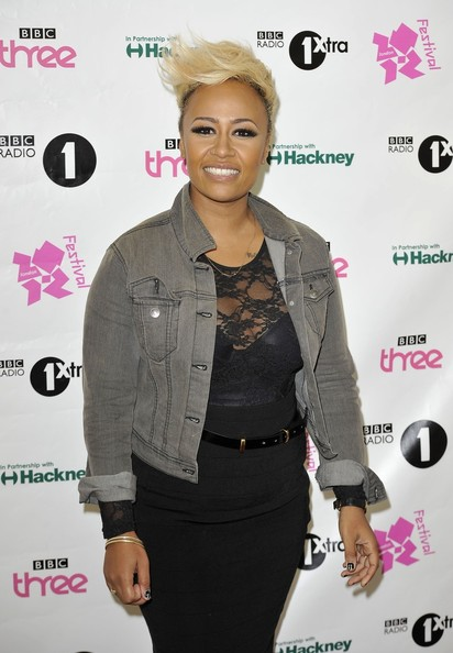 Emeli Sande Denim Jacket