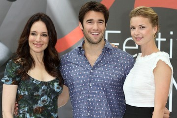 Emily VanCamp Madeleine Stowe Celebs at the 52nd Monte Carlo TV Fest