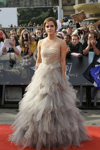 """World Premiere of """"Harry Potter And The Deathly Hallow Part 2"""" in London"""