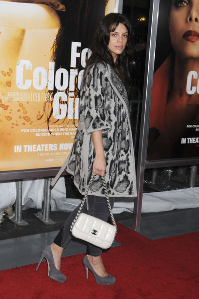 More Pics of Vanessa Ferlito Evening Pumps (1 of 3) - Vanessa Ferlito Lookbook - StyleBistro
