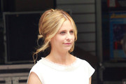 sarah michelle gellar without makeup