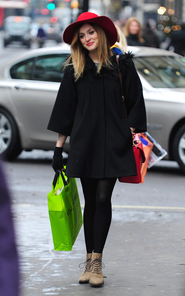Fearne Cotton Leather Lace-ups